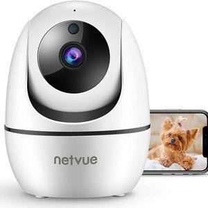SECURITY CAMERA - ORB CAM MINI - 1080p Pet Cam NEW